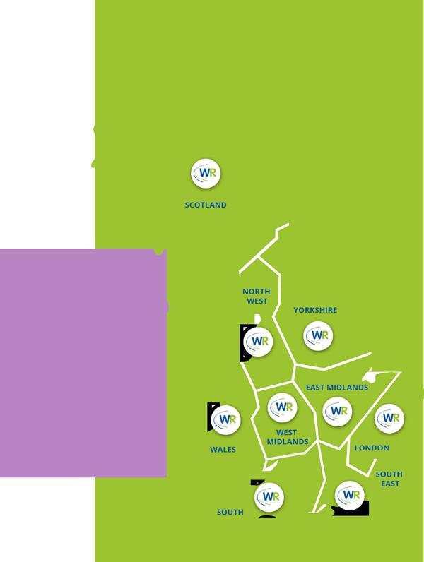 Interactive uk map